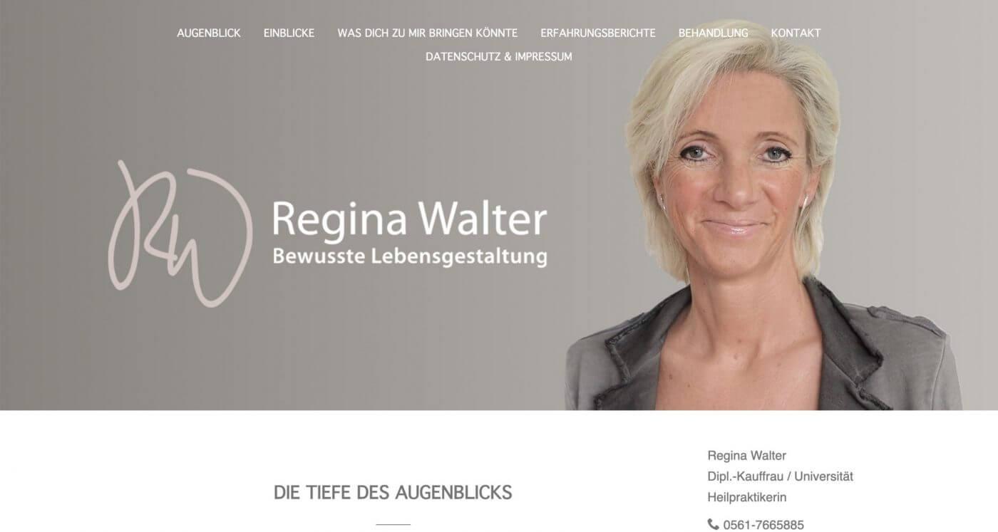 Regina Walter Heilpraktikerin